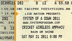 System of a Down 11