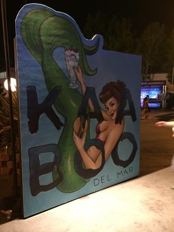 Kaaboo Sign