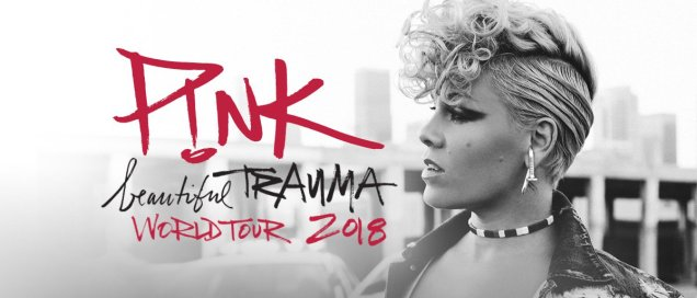 Pink-Beautiful Trauma Tour