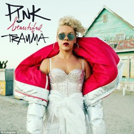 Pink-Beautiful Trauma
